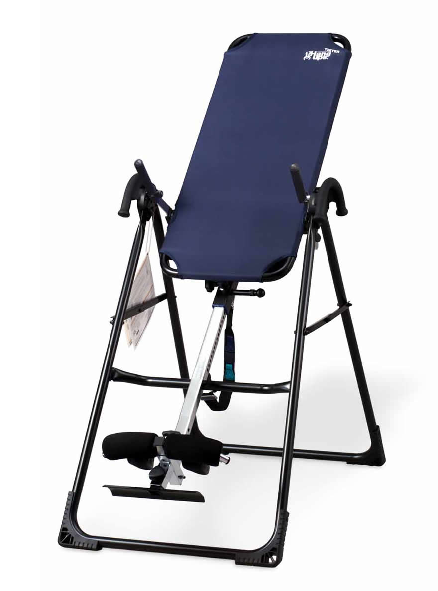 how to set up teeter inversion table