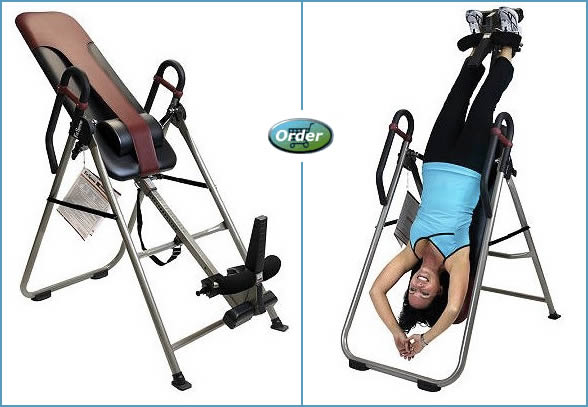 Teeter Hang Ups FitSpine Inversion Table Inversion Table Spine