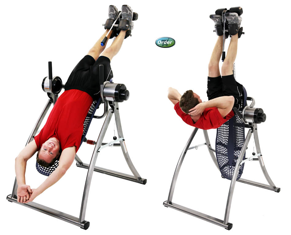 Teeter Inversion Table Contour Table