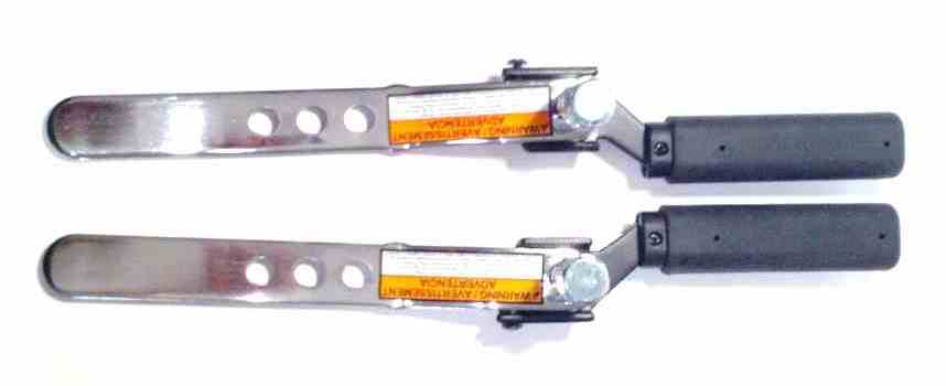 EZ-Stretch Traction Handles