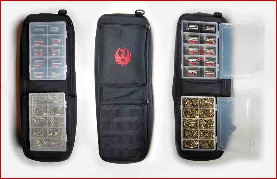 High Quality Impact Resistant Protection Case for Ruger Magazines