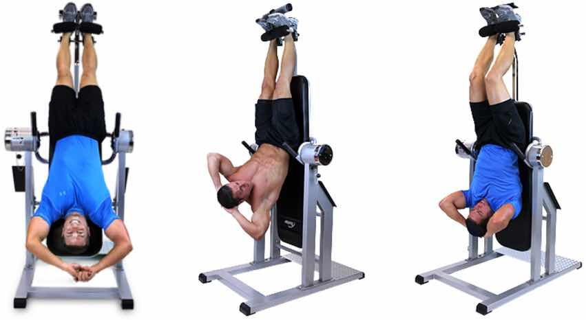 Power VI GL Inversion Table